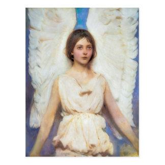 Abbott Handerson Thayer Vintage Angel Postcard