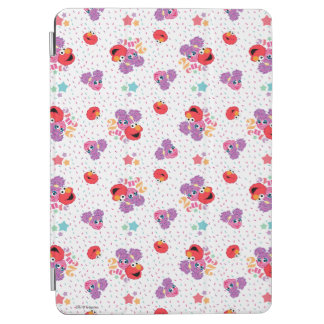 Abby And Elmo 2 Cute Pattern iPad Air Cover