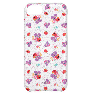 Abby And Elmo 2 Cute Pattern iPhone 5C Case