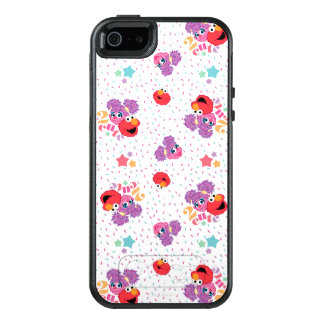Abby And Elmo 2 Cute Pattern OtterBox iPhone 5/5s/SE Case