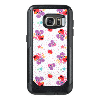 Abby And Elmo 2 Cute Pattern OtterBox Samsung Galaxy S7 Case