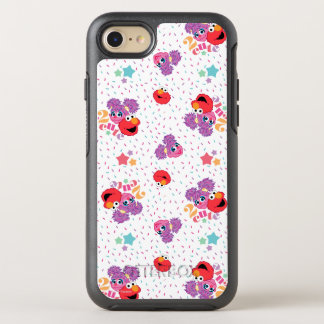 Abby And Elmo 2 Cute Pattern OtterBox Symmetry iPhone 8/7 Case