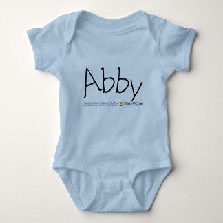 Abby Baby Snap Shirt