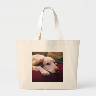 Abby Brittany Spaniel Bag