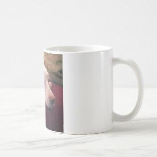 Abby Brittany Spaniel Basic White Mug