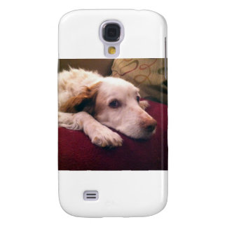 Abby Brittany Spaniel Samsung Galaxy S4 Covers