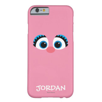 Abby Cadabby Big Face | Add Your Name Barely There iPhone 6 Case