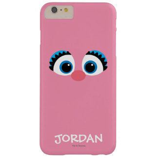 Abby Cadabby Big Face | Add Your Name Barely There iPhone 6 Plus Case
