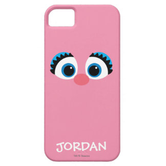 Abby Cadabby Big Face | Add Your Name iPhone 5 Covers
