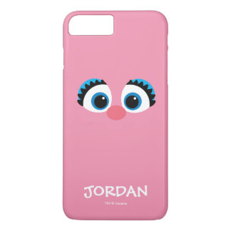 Abby Cadabby Big Face | Add Your Name iPhone 8 Plus/7 Plus Case