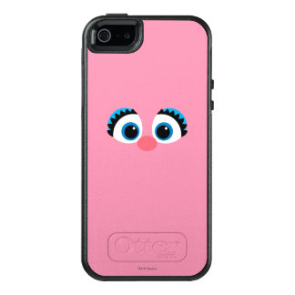 Abby Cadabby Big Face OtterBox iPhone 5/5s/SE Case