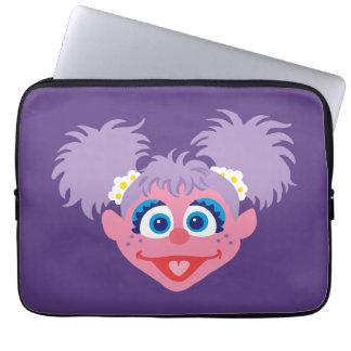 Abby Cadabby Face Laptop Sleeve