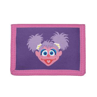 Abby Cadabby Face Tri-fold Wallet