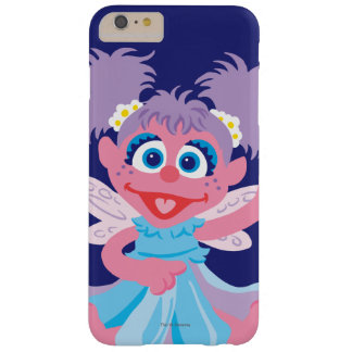 Abby Cadabby Fairy Barely There iPhone 6 Plus Case