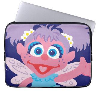 Abby Cadabby Fairy Laptop Sleeve