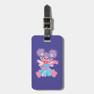 Abby Cadabby Fairy Luggage Tag