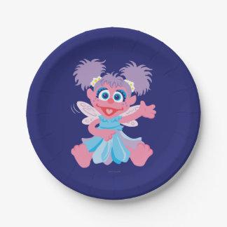 Abby Cadabby Fairy Paper Plate