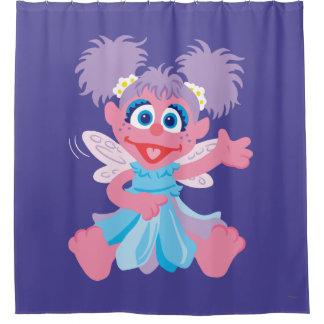 Abby Cadabby Fairy Shower Curtain