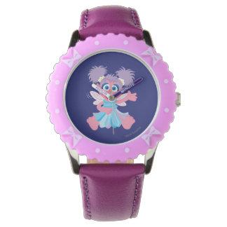 Abby Cadabby Fairy Wrist Watches