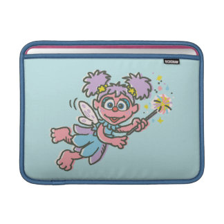 Abby Cadabby Flying MacBook Sleeve