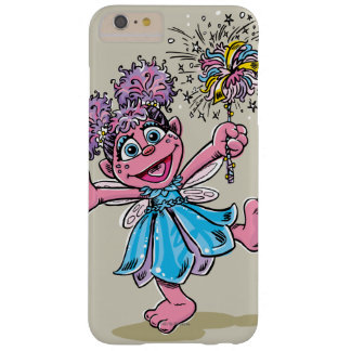 Abby Cadabby Retro Art Barely There iPhone 6 Plus Case