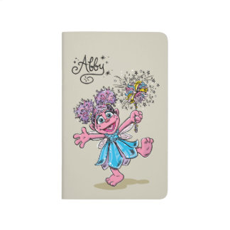 Abby Cadabby Retro Art Journal
