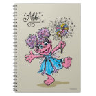 Abby Cadabby Retro Art Notebook
