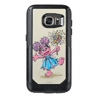 Abby Cadabby Retro Art OtterBox Samsung Galaxy S7 Case