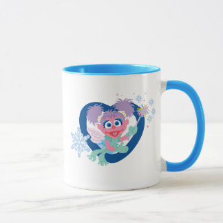 Abby Cadabby Snowflake Mug