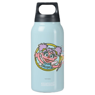 Abby Cadabby Vintage Insulated Water Bottle