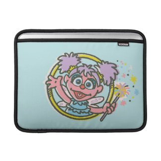 Abby Cadabby Vintage MacBook Sleeve