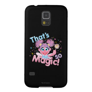 Abby Cadabby Wand Case For Galaxy S5