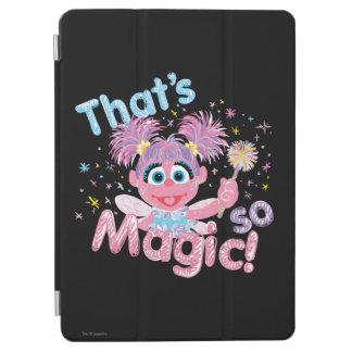 Abby Cadabby Wand iPad Air Cover