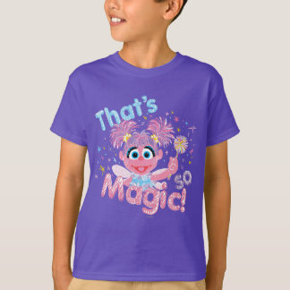 Abby Cadabby Wand T-Shirt
