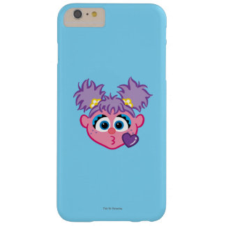 Abby Face Throwing a Kiss Barely There iPhone 6 Plus Case