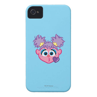 Abby Face Throwing a Kiss iPhone 4 Cases