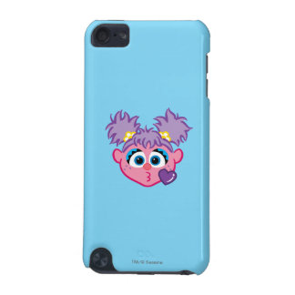 Abby Face Throwing a Kiss iPod Touch 5G Case