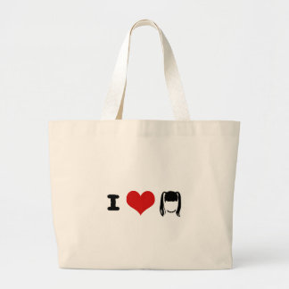 abby large tote bag