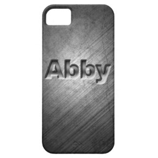Abby Personalised Phone Cover iPhone 5 Cover
