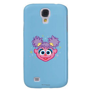 Abby Smiling Face Galaxy S4 Case