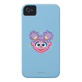 Abby Smiling Face iPhone 4 Case-Mate Cases