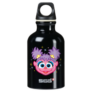 Abby Smiling Face Water Bottle