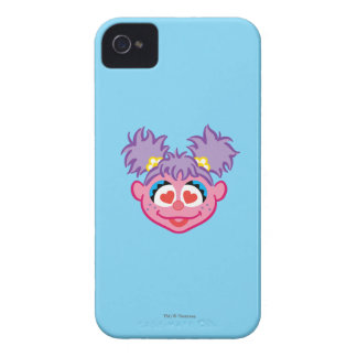Abby Smiling Face with Heart-Shaped Eyes iPhone 4 Case