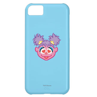 Abby Smiling Face with Heart-Shaped Eyes iPhone 5C Case