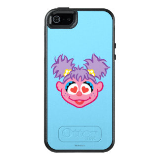 Abby Smiling Face with Heart-Shaped Eyes OtterBox iPhone 5/5s/SE Case