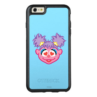 Abby Smiling Face with Heart-Shaped Eyes OtterBox iPhone 6/6s Plus Case