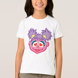 Abby Smiling Face with Heart-Shaped Eyes T-Shirt