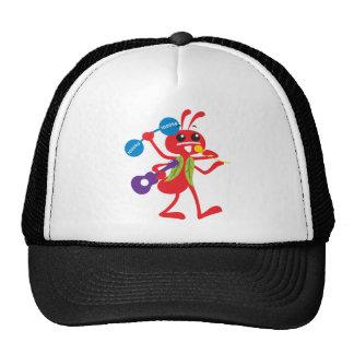 ABC Animals  Adam Ant Mesh Hats