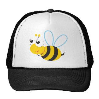 ABC Animals Betty Bee Cap