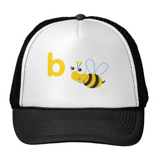 ABC Animals Betty Bee Mesh Hat